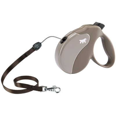 Amigo Cord Grey Leash